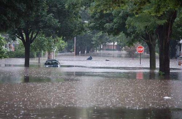 Bulgaria: 40 mil. de euro pentru pagubele inundatiilor
