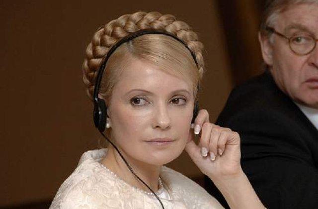 Medic ceh: Timosenko este hartuita
