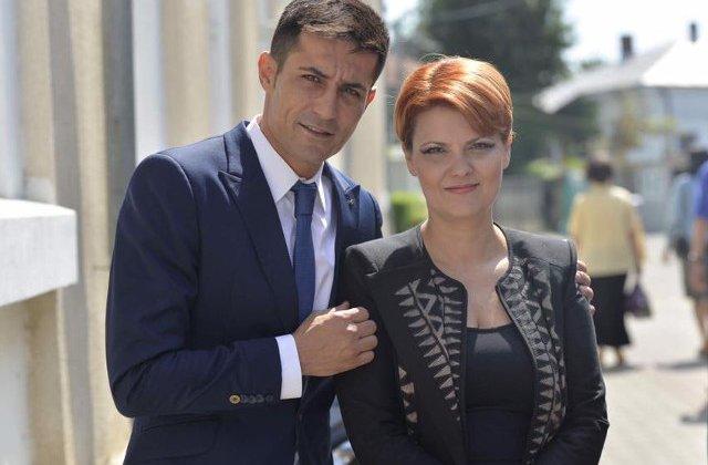 Lia Olguta Vasilescu si Claudiu Manda se casatoresc