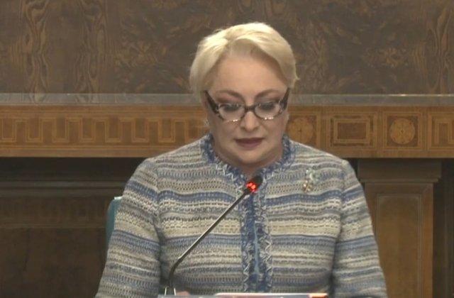 Dancila: Guvernul Romaniei s-a prezentat la Bruxelles cu demnitate si profesionalism/ VIDEO