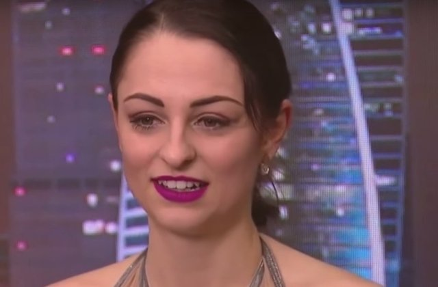 Romanca Julia Sauter, clasata pe locul 14 la Campionatele Europene de patinaj artistic