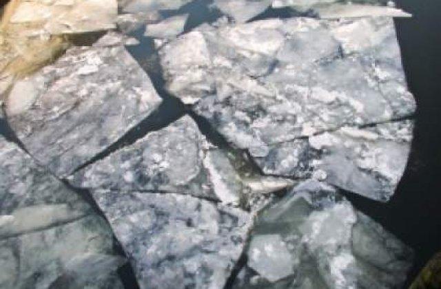 Dunarea, sub risc de poluare de hidrocarburi