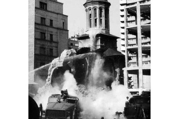 35 de ani de la cel mai puternic cutremur din Capitala