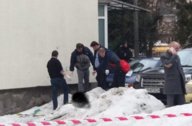 Bebelus mort, gasit langa o ghena de gunoi in Petrosani