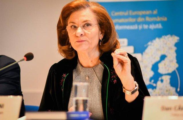 "Maria Grapini: ""Nu voi vota in comisia LIBE pentru Codruta Kovesi"""