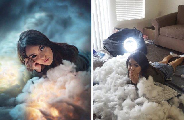 """Instagram vs realitate. """"Adevarul"""" din spatele imaginilor perfecte de pe retelele sociale"""