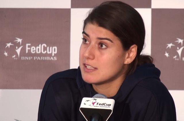 Sorana Cirstea se retrage de la Fed Cup: Nu am primit, ca sportiv, nimic de la tara asta