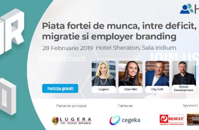 HR 2.0.Piataforteidemunca,intredeficit, migratiesiemployer branding