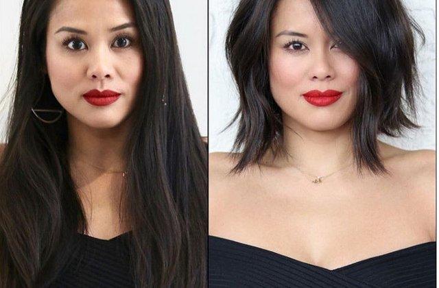 10+ femei care au renuntat la parul lung si nu au regretat nicio secunda