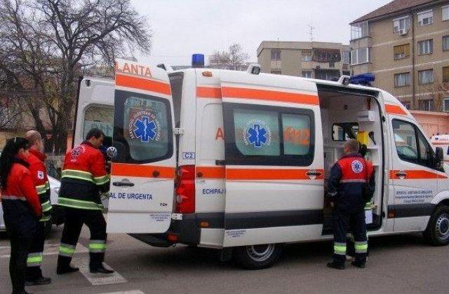 Fratele fotbalistului Mirel Radoi s-a aruncat de la etaj, in Drobeta Turnu Severin