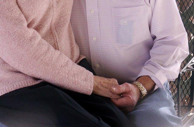 Un cuplu care sarbatoreste de 75 de ani Valentine`s Day a dezvaluit secretul fericirii