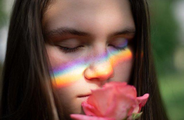 Nu au Karma si comunica prin telepatie. 10+ caracteristici ale copiilor Curcubeu