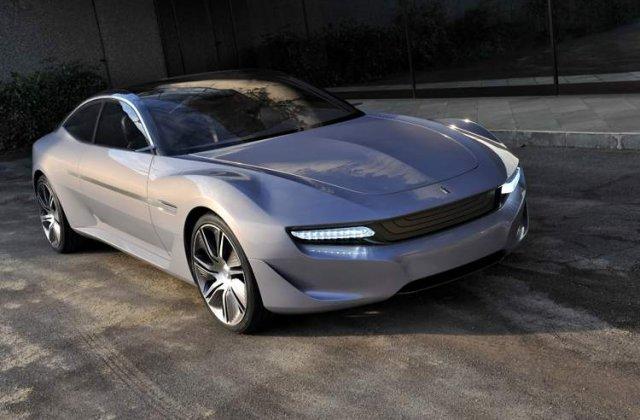 Pininfarina Cambiano - Poate cea mai frumoasa masina din acest an