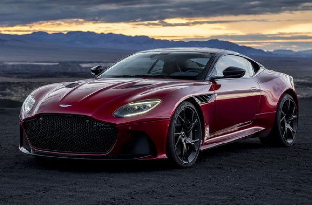 Nou record de vanzari pentru Aston Martin: crestere de 25% in 2018, cu Vantage si DBS Superleggera printre cele mai cautate modele