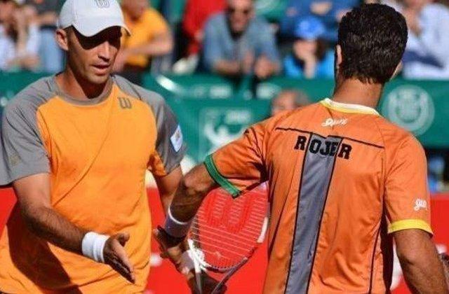 Tecau si Rojer, invinsi in semifinalele probei de dublu la Dubai