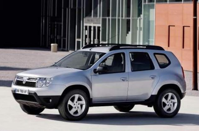 SUV Bentley? BMW Seria 3? Mai bine Dacia Duster!