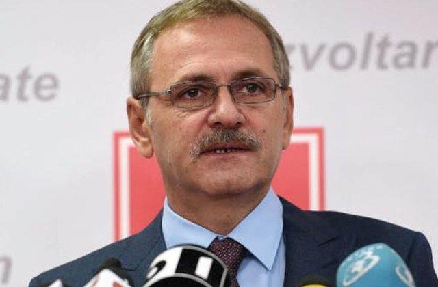 """Liviu Dragnea il ataca pe initiatorului protestului pentru autostrazi: """"Putea sa doneze banii"""""""