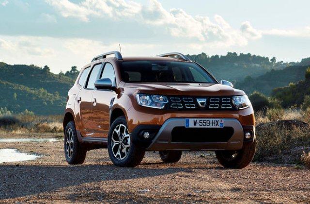 Inmatricularile Dacia au crescut in Europa cu 2.4% in februarie pe o piata in usoara scadere: aproape 42.000 de unitati