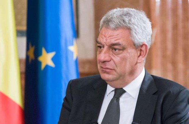 """Mihai Tudose, mesaj pentru Liviu Dragnea: """"Bai baiatule, de ce nu te-ai internat intr-un spital regional?"""""""