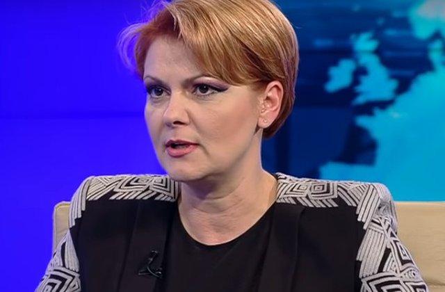 Reactia Olgutei Vasilescu in urma anuntului despre referendum