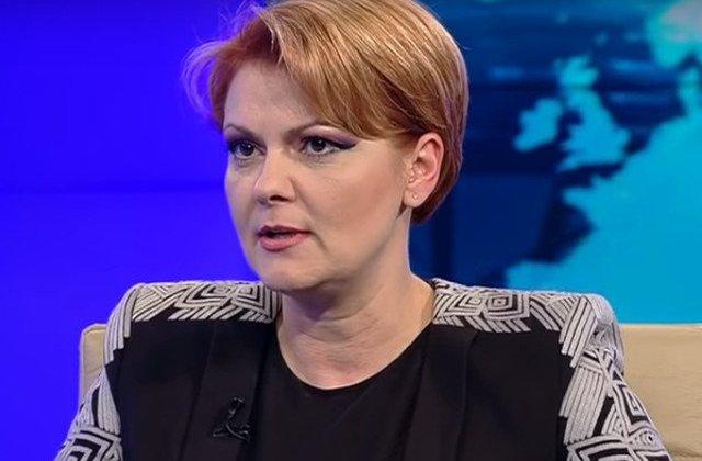Olguta Vasilescu: In ceea ce priveste coruptii, ii recomand lui Klaus Johannis sa se uite in oglinda