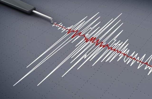 Cutremur cu magnitudinea 3,5 in judetul Buzau