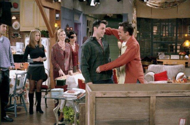 """10+ lucruri interesante pe care nu le stiai despre serialul """"Friends"""""""