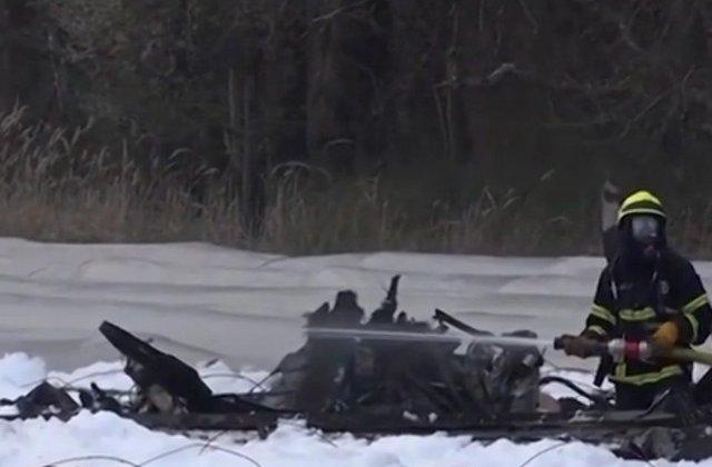 Coproprietara Siberian Airlines a murit dupa ce s-a prabusit cu avionul in Germania