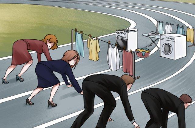 10 ilustratii dure, dar realiste, despre lumea in care traim