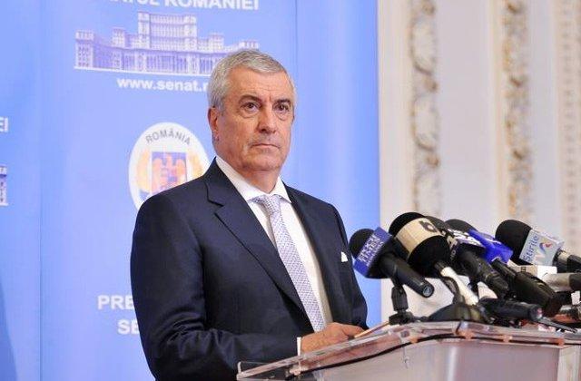 Tariceanu, scrisoare deschisa catre Iohannis: Va scriu pentru a-mi exprima revolta