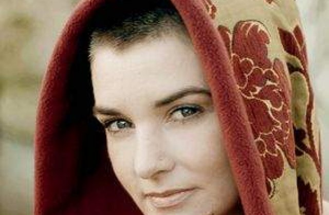 Sinead O'Connor vine in Romania!