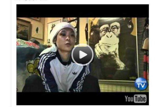 [VIDEO] Un barbat-maimuta este cel mai rapid om din lume