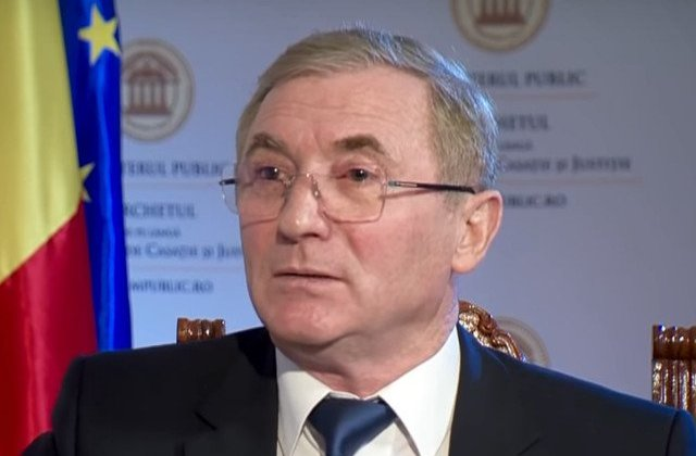 Augustin Lazar a depus cerere de pensionare la CSM
