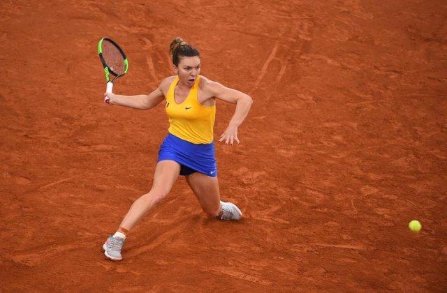 Simona Halep a coborat pe locul 3 in clasamentul WTA