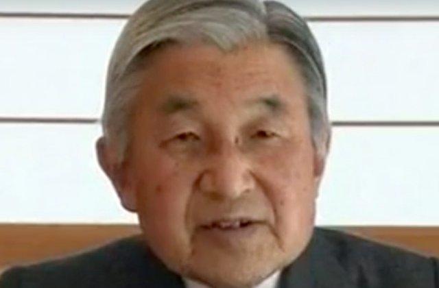 Imparatul Japoniei Akihito abdica, marti, in cadrul unei ceremonii care are loc la Tokyo