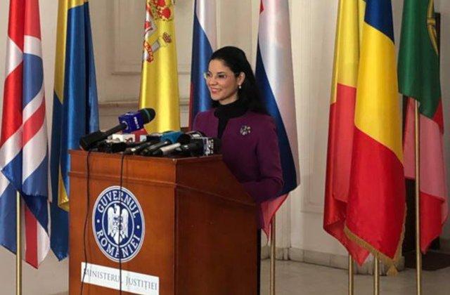 Ministrul interimar al Justitiei, Ana Birchall, a revocat procedura de desemnare a procurorului general