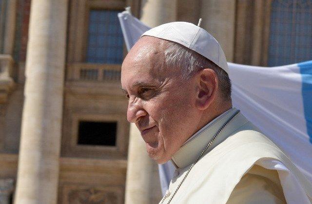 "Papa Francisc sustine ca imigratia si natalitatea scazuta au creat o ""Cortina de Gheata"" in Europa"