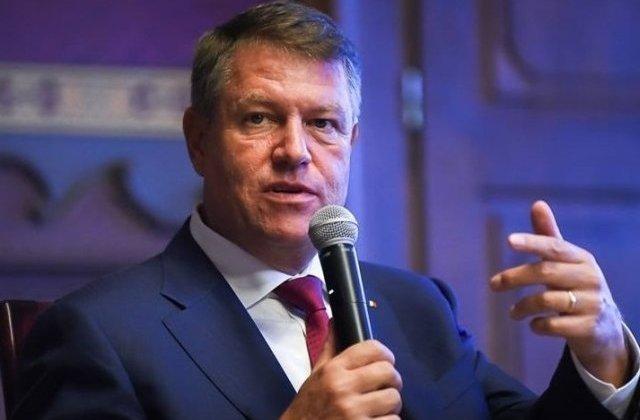 Iohannis explica de ce Dancila nu a fost invitata la Summitul de la Sibiu: Nu este nicio rea-vointa, nicio rea-credinta