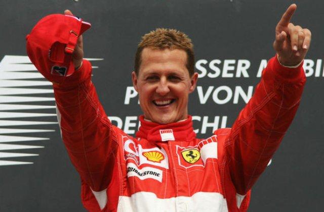 """Un documentar despre viata, cariera si accidentul lui Michael Schumacher va fi lansat in decembrie: """"Cariera lui merita sa fie sarbatorita"""""""
