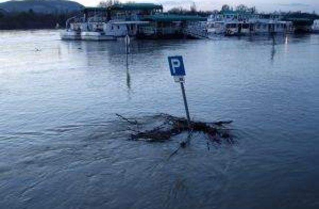 """Guvernul se pregateste pentru noi inundatii """"costisitoare"""""""
