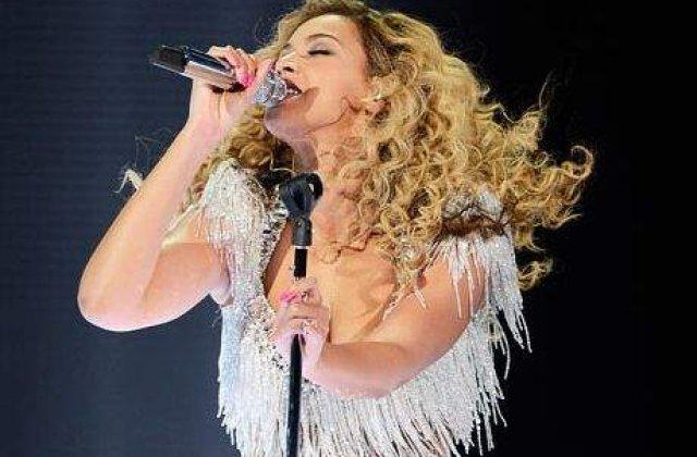 Cat a slabit Beyonce pentru revenirea pe scena?