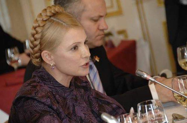 Timosenko are statut de martor intr-un proces de crima