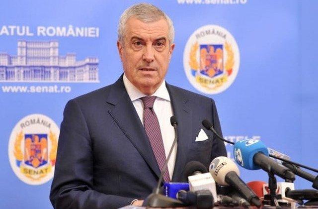 Comisia juridica propune incuviintarea inceperii urmaririi penale in cazul lui Calin Popescu Tariceanu