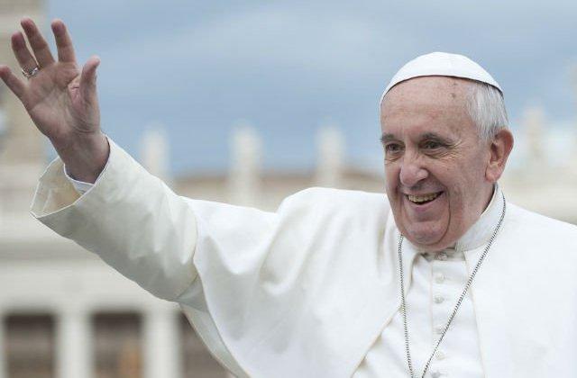 "Papa Francisc, mesaj pentru romani: ""Vin in Romania, tara frumoasa si primitoare, ca pelerin si frate"""