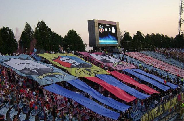 Fiscul aduce clubul Steaua la tribunal