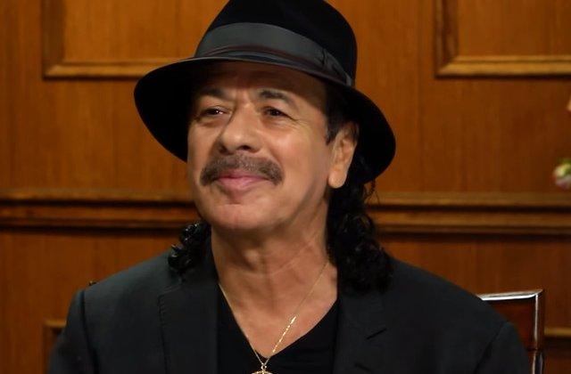Secretul optimismului chitaristului Carlos Santana: Nu se uita la televizor