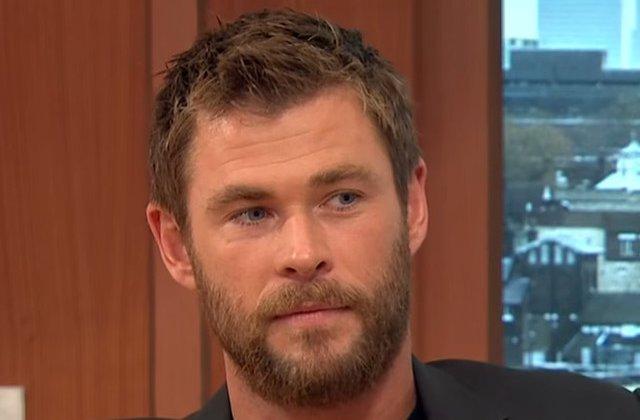 Chris Hemsworth anunta ca paraseste Hollywood-ul pentru a petrece mai mult timp cu familia
