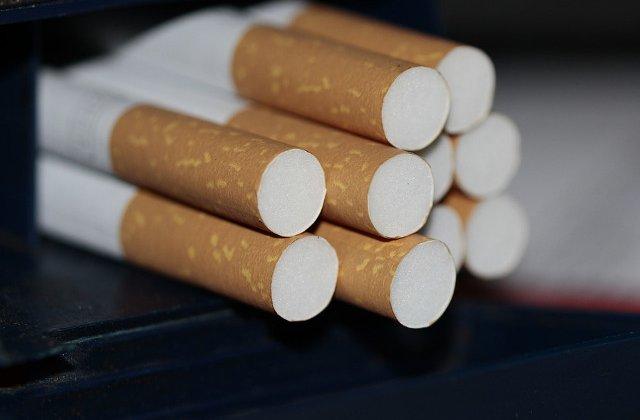 USR, proiect de lege la cererea societatii civile: Interzicerea expunerii tigarilor in magazine