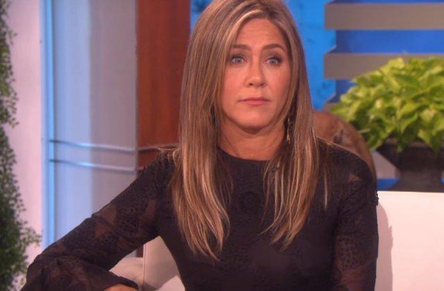 """Jennifer Aniston recunoaste ca este posibila o reuniune a actorilor din """"Friends"""""""