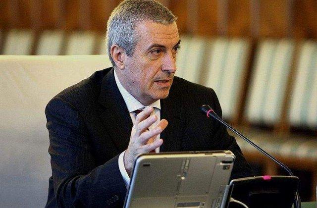 Tariceanu: Suspendarea presedintelui nu este o problema de actualitate